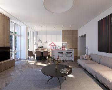 Predám 4-izbový byt v Starom Meste o výmere 130 m2