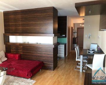 Prenájom priestranného, zariadeného  2-izbového bytu v novostavbe, BA II - Podunajské Biskupice