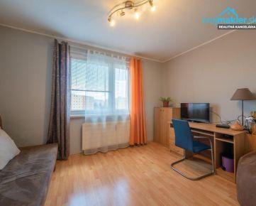 3 izbový byt s loggiou na Justičnej ulici v Prešove.