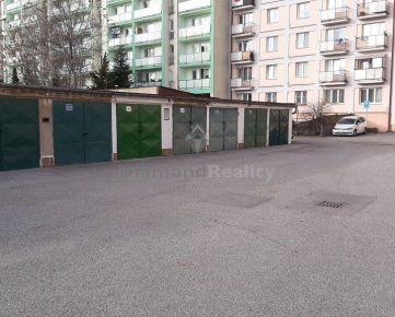 Na predaj garáž, Kuzmányho, Košice-Staré Mesto