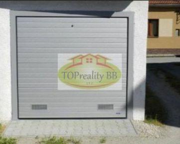 Garáž po rekonštrukcii s pozemkom 20 m2, Banská Bystrica - Uhlisko - 15 000€