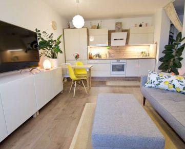 Predaj 2-izbový príjemný štartovací byt s výhľadom BA - Ružinov