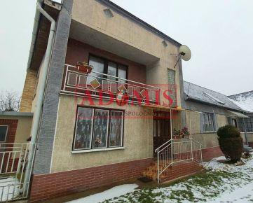 ADOMIS - Predáme rodinný dom v Bohdanovciach, pôvodný stav s veľkým pozemkom 2737m2