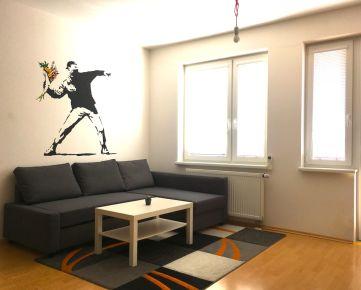 PRENÁJOM - 1 izbový byt - Vyšehradská ul. - Pegas