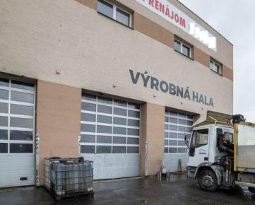 Na predaj výroba Žilina pozemok 1624m2 - exkluzívne v Rh+