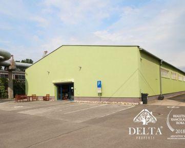 DELTA |  Predaj skladového priestoru, Bratislava-Nové Mesto, 691 m2