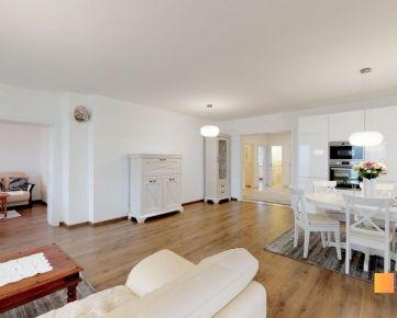 Moderný 5 izbový rodinný dom 154 m2 - bungalov NOVOSTAVBA skolaudovaná s pozemkom 580 m2