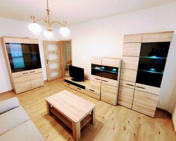 EXKLUZÍVNE na prenájom 2-izbový byt