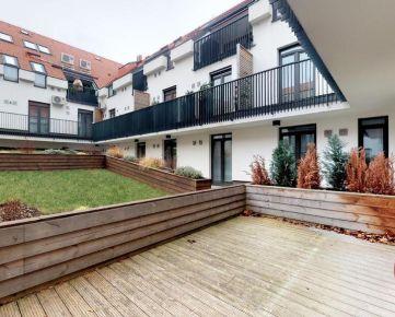 3D PREHLIADKA BYTU - 1,5-izbový byt, novostavba, veľká terasa, parkovacie miesto v podzemnej garáži