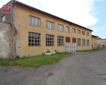 Prenájom priemyselná hala 795 m2,Kežmarok ul.Michalská - Tatraľan.