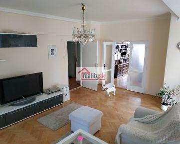 Prenajmem 4 izb. byt (120 m2) pri Prešovskej univerzite blízko centra