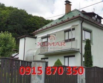Na predaj rodinný dom v Banskej Bystrici, mestská časť – Kremnička