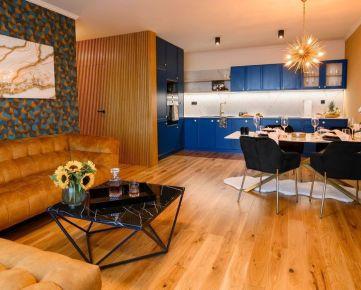 NOVOSTAVBA DREAM RESIDENCE BOJNICE 3 IZBOVÝ BYT 100 m2 s krásnym výhľadom, terasa, garáž
