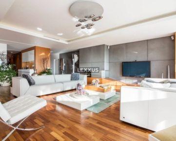 LEXXUS-PREDAJ nadčasovo elegantný 6i byt - Condominium Renessaince, BA