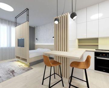 Predaj 1 izbový byt, Žilina - Hliny VIII , Cena: 98.000€