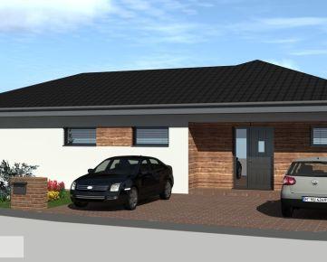 púpava development – nadštandardný 5 izbový rodinný dom v Špačnciach na pozemku o výmere 630m2