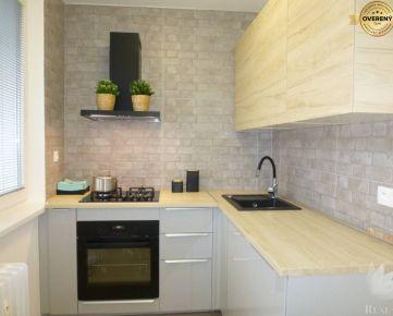 Predaj krásny útulný 3 izbový byt Kafendova ulica Bratislava III Rača