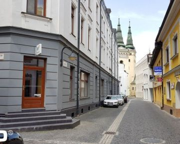 Kancelárske priestory Žilina - centrum