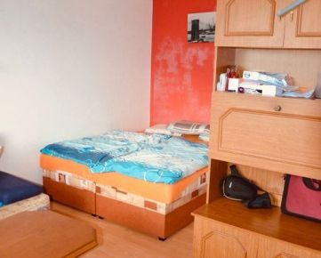 --PBS-- +NA PREDAJ 1.-izbový byt typu bauring o výmere 30 m2, Botanická ulica - Prednádražie+