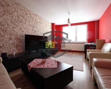 Krásny a útulný 3 izbový byt