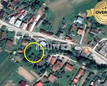 Predaj, stavebný pozemok Višňové, Žilina, Exkluzívne IQ - rezervované
