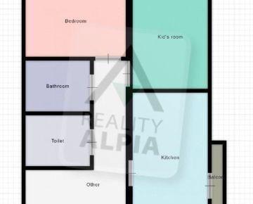 3-izbový byt na predaj, Trenčín