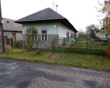 MOŽNÁ DOHODA!!! Rodinný dom, 120 m2, Kukučínov, Levice. CENA: 12 500,00 EUR