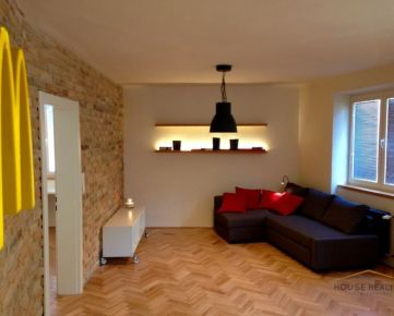 Prenájom štýlový 2 izbový byt, Dohnányho ulica, Bratislava II. Ružinov