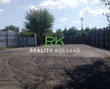 RealityKolesár prenajíma pozemok 704 m2 Juh nad Jazerom