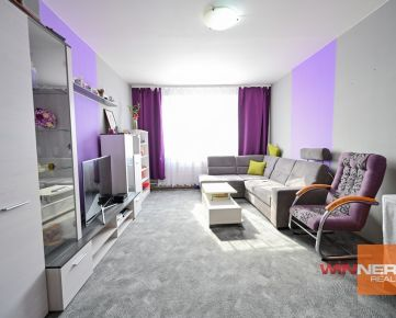 Predaj, 3 izbový byt s parkovacím miestom, Koniarekova, Trnava – EXKLUZÍVNE