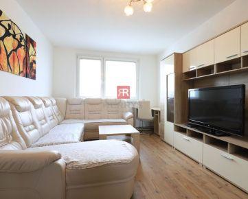 HERRYS - Na prenájom kompletne zariadený 2 izbový byt v Petržalke