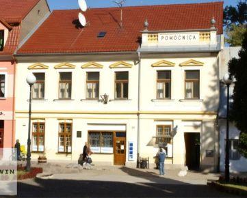 Predaj administratívna budova Tisovec
