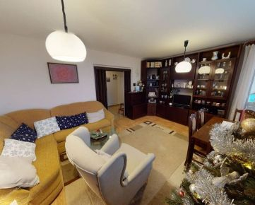 NEO- čiastočne zrekonštruovaný 3i bauringový byt