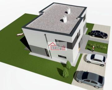 Príjemné bývanie v 4i dvojpodlažných bytoch s pozemkom priamo z obývačky, súkromným parkovaním a najlepšou dostupnosťou do mesta!