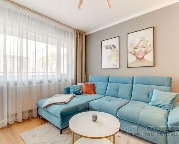 360° VIRTUÁLNA PREHLIADKA:: Nový nadštandardný 3-izb. byt, LODŽIA, GARÁŽ, STEIN 2, BA I. Staré Mesto