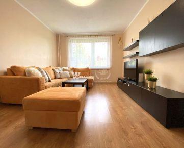ZREKONŠTRUOVANÝ 2+1 izb. byt s balkónom /58m2/ Žilina - Vlčince