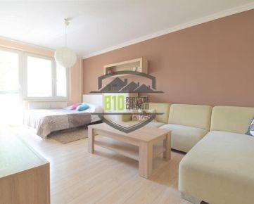 VEĽKÝ - 69 m2 - 2 izbový byt - Vlčince - Žilina