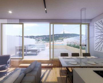 5-izbový byt s veľkou terasou a panoramatickými výhľadmi na Bratislavu 7.6