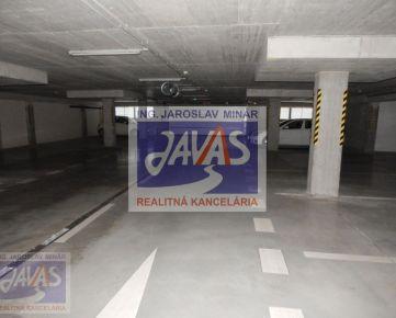 Garážové miesto do prenájmu Nitra centrum