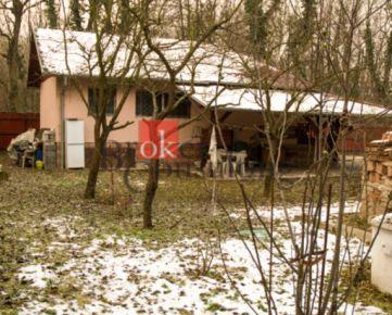 Rekreačný domček Petržalka na predaj, bývanie v Petržalských Lužných lesoch