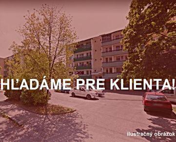 Garáž, Bratislava - Dúbravka, Lipského ulica, kúpa garáže pre konkrétneho klienta.