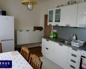 Prenájom, zariadený 3-izbový byt s priestrannou loggiou, 70 m2, 6.p./7, LEN 590,- EUR/mes. VRÁTANE ENERGIÍ