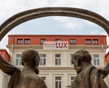 Exkluzívny 4 izb. byt s výhľadom na panorámu centra Banskej Bystrice