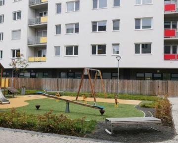 Na prenájom novy 1 izbový apartmán v projekte Petržalské Dvory