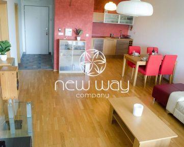 PRENÁJOM- 2 izbový byt  - Bytový komplex KOLOSEO-Tomášikova , Bratislava-Nové mesto