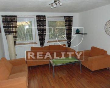 Malebný domček na prenájom v meste Nitra 64m2, CENA: 700,00 EUR/mesiac