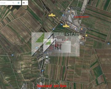 ART Real Estate  • PRENÁJOM  • Rakúsko • pozemok na komerčné účely  5000 m2
