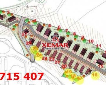 Predaj stevebného pozemku na Pieninskej ulici 731 m2
