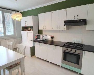 Priestranný 3-izbový byt ul. Zupkova, 3/8 posch., 70 m2 + loggia