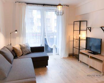 Prenájom štýlový 2 izbový byt, Páričkova ulica, Bratislava II. Ružinov